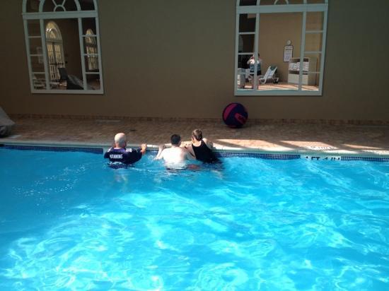 Queensbury Hotel: pool