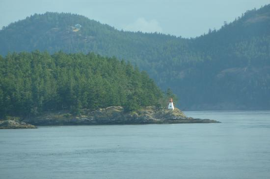 Cruising To Vancouver Island Picture Of Bc Ferries Sidney Tripadvisor