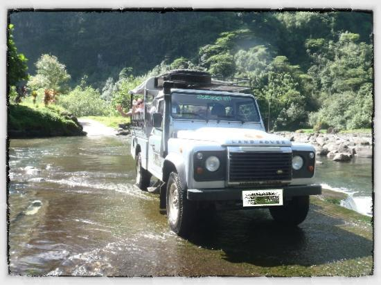 ‪Ciao Tahiti Excursions 4x4 - Day Tours‬