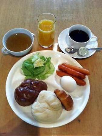 Hotel Azalea Matsuyama: 料理例