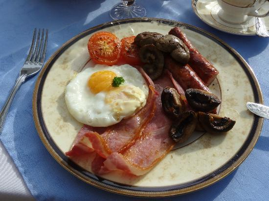 Shun Lee House: One of Paul's delicious cooked breakfasts