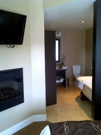 The Parkside Hotel & Spa: Ensuite!