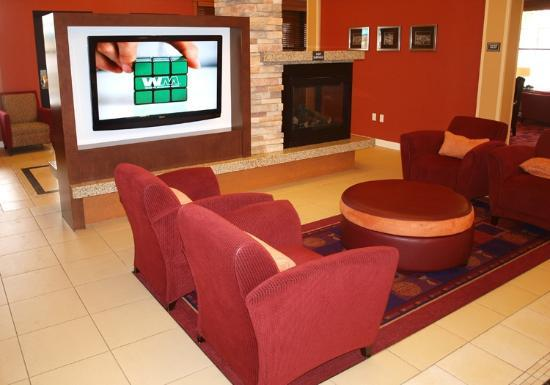 Residence Inn by Marriott Camarillo: Lobby