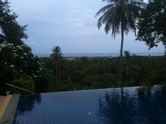 Samui Best View Resort: pool view
