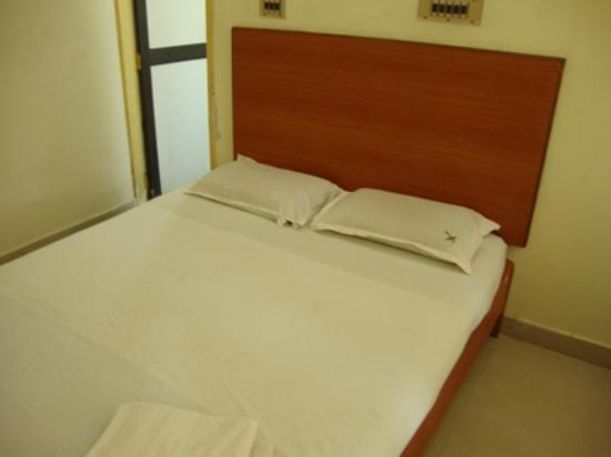 Ttdc Tamil Nadu Hotel Rameswaram View Fo The Bed