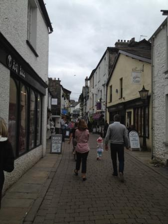 The Firgarth: walking in Windermere