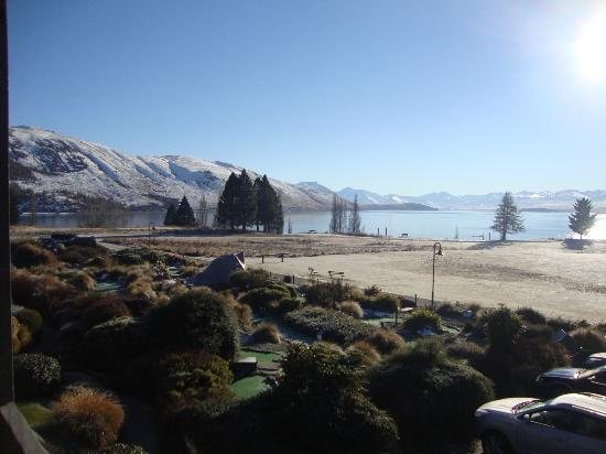 Lake Tekapo Village Motel: view from room