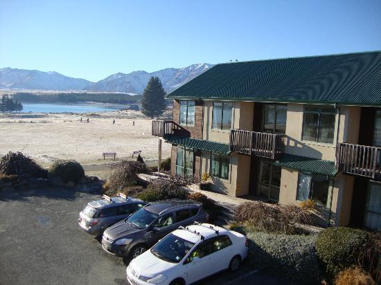 Lake Tekapo Village Motel: vthe resort