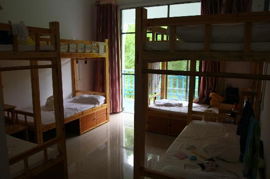 Yangshuo Houyuan Hostel: dormitorio dom