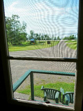 North Shore Cottages: Lake Superior view from front door - Unit 4