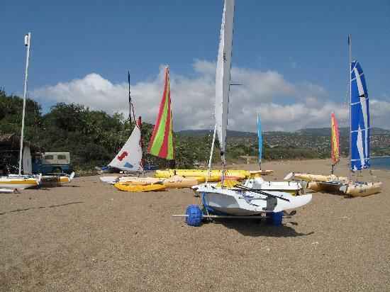 Latchi Watersports Centre: sailing