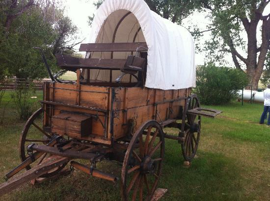 Willow Creek Ranch at the Hole-In-The-Wall : Chuck Wagon