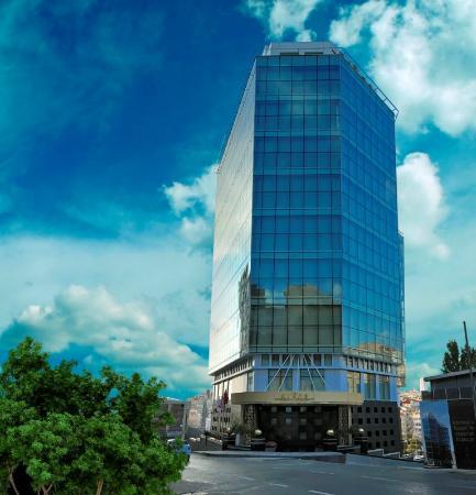 Rixos Taksim Istanbul : Hotel overview