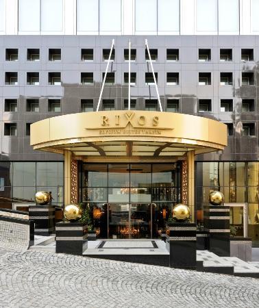 Rixos Taksim Istanbul: Hotel Entrance
