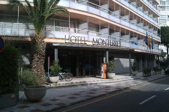 MedPlaya Hotel Monterrey: entrée hotel