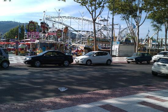 MedPlaya Hotel Monterrey: parc de jeux