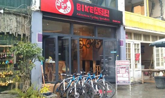 Bike Asia Cycling Tours