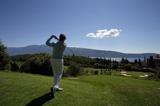 Golf Bogliaco: Bogliaco Golf Resort