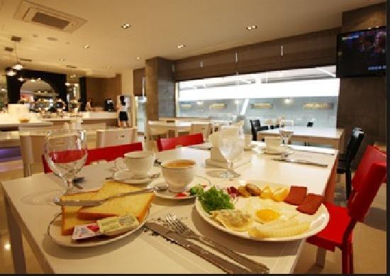 Reve Hotel: 레스토랑