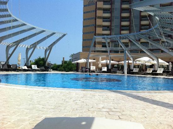 Vega Hotel: Pool area