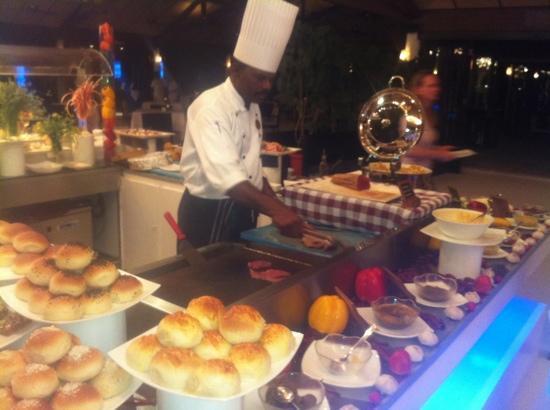 Lily Beach Resort & Spa: ristorante principale