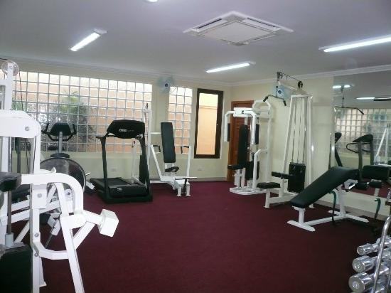 Baan Souy: Fitness Center