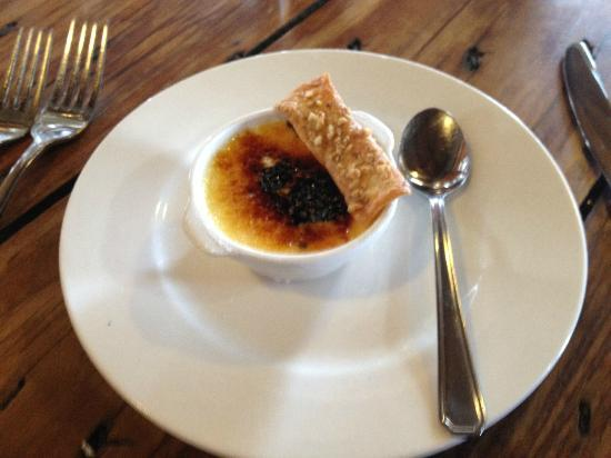 Cable Station Accommodation: Truffle Brulee