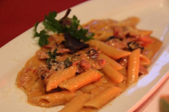 That's Amore: Pasta med ragu