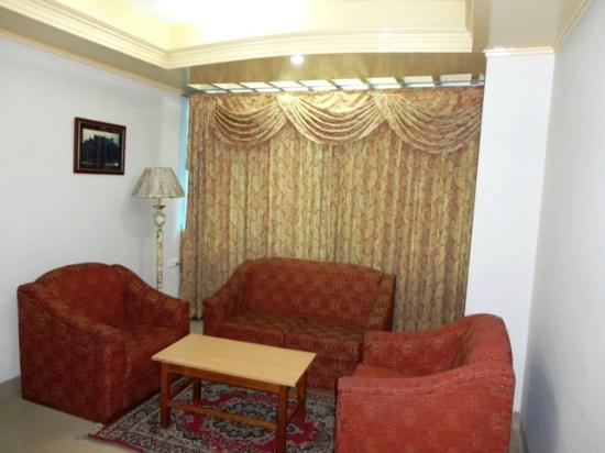 Royal Suit Living Room - Picture of Asian SR Hotel, Chittagong ...