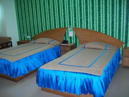 Asian SR Hotel: Superior Twin Room
