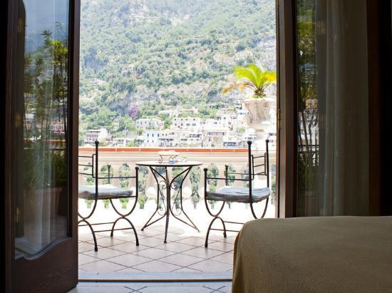 Villa Palumbo B&B: Terrazzino camera 3