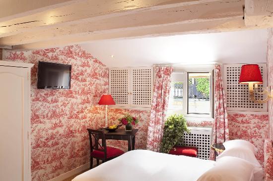 Hotel Saint Germain : CLASSIC ROOM WITH BATH