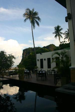 Bhu Nga Thani Resort and Spa: restaurant area