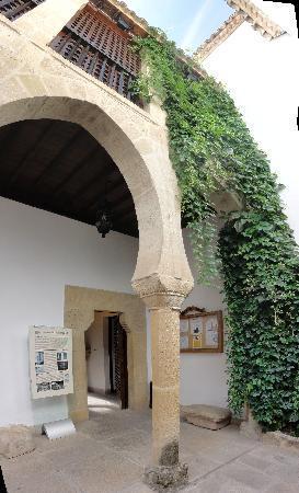 Museo Arqueológico de Úbeda: ENTRADA AL MUSEO