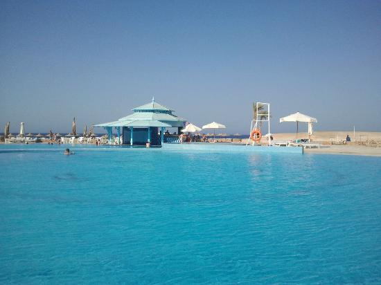 Basen Bild Von Concorde Moreen Beach Resort Spa Marsa Alam