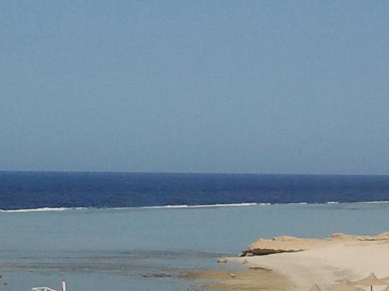 Concorde Moreen Beach Resort & Spa Marsa Alam: widok z pokoju