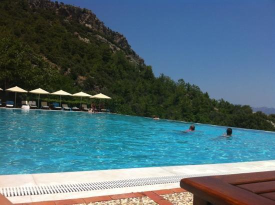 Dionysos Hotel: Hotel pool