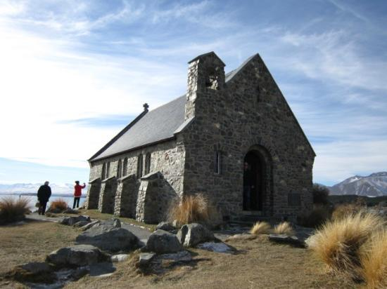 Lake Tekapo Village Motel : Church of the Good Shepard