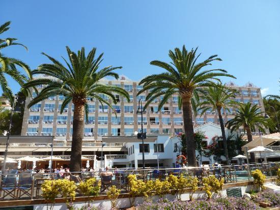 Hotel Cala Galdana & Villas d'Aljandar: Hotel Cala Galdana