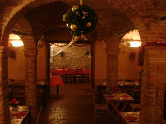 Dulcamara : sala ristorante, occasione cenone capodanno