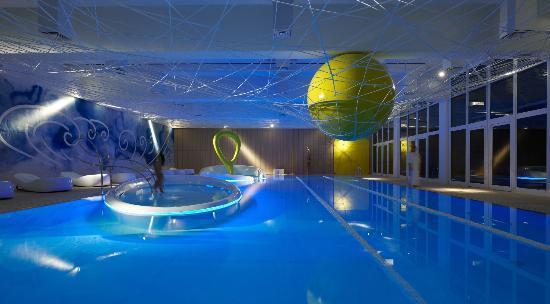 Park Hotel Ai Cappuccini: Piscina/Swimming Pool