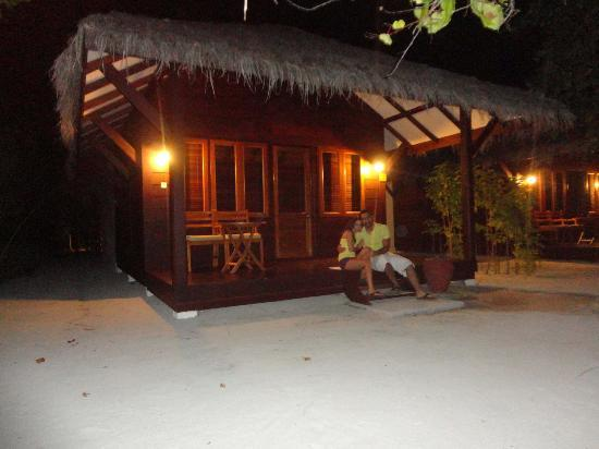 Filitheyo Island Resort: Our Deluxe Villa
