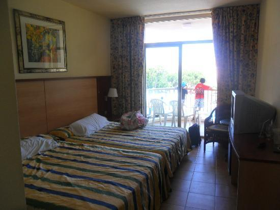 Hotel Best Cambrils: The room
