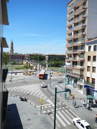 Ibis Zaragoza Centro: View from the room