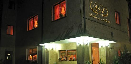 Hotel Vila e Arte: The Hotel