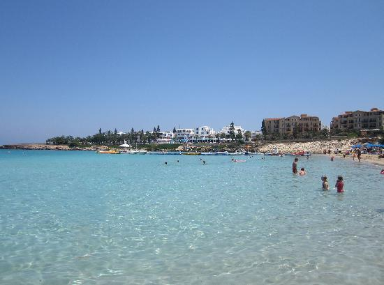 Fig Tree Bay: Пляж 3