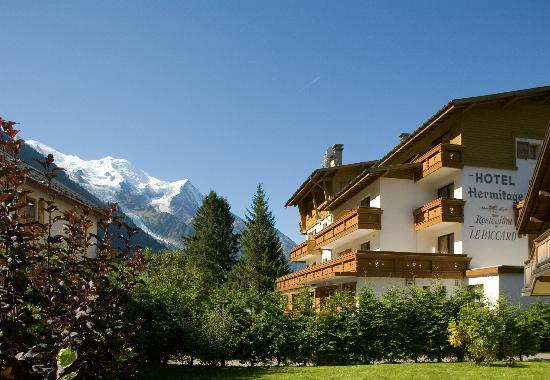 Chalet Hotel Hermitage Paccard