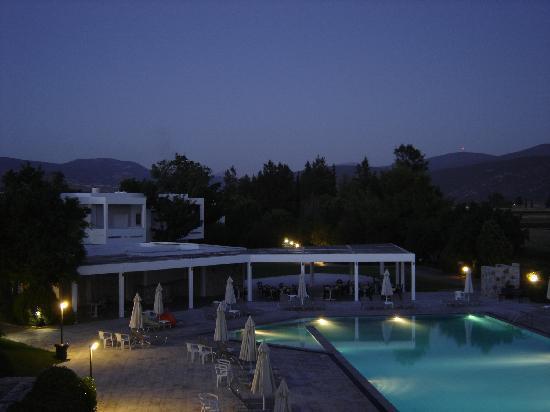 Iria Mare Hotel: Πισίνα