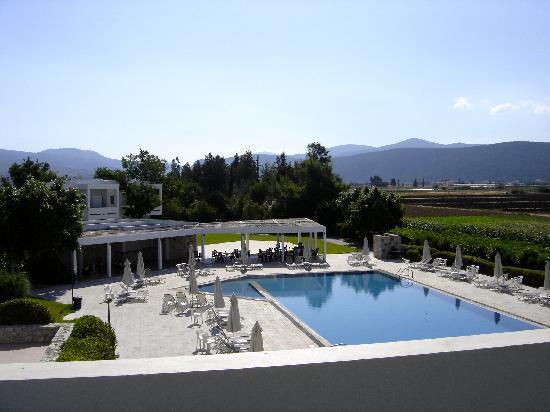 Iria, Grekland: Πισίνα