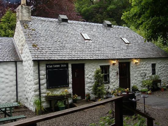 The Byre Inn: Fantastic food